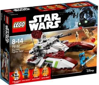 Lego Republic Fighter Tank