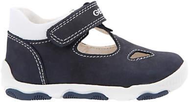 Children's B New Balu Shoes, Navy/White