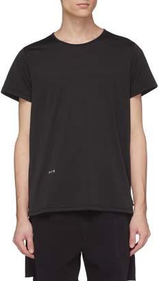 SIKI IM CROSS Reflective stripe performance T-shirt