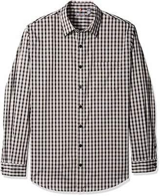 Van Heusen Men's Big Traveler Stretch Non Iron Long Sleeve Shirt
