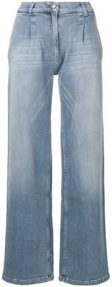Magda Butrym wide leg jeans