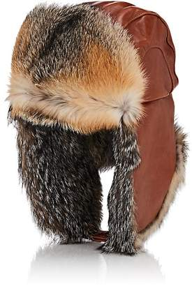 Crown Cap Men's Aviator Trapper Hat