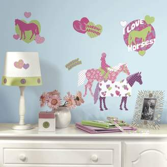 Roommates Horse Peel & Stick Wall Decals