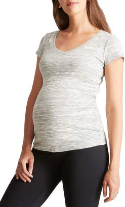 Ingrid & Isabel R V-Neck Maternity Tee