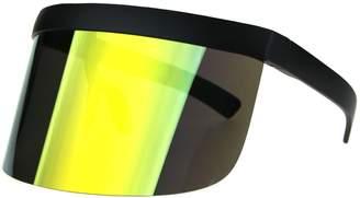 PASTL Visor Cover Sunglasses Sun Cover for Face Shades Mirror Lens UV 400
