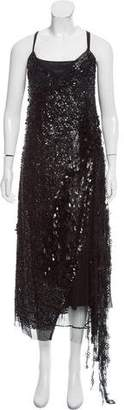 Marc Jacobs Embellished Silk Dress w/ Tags