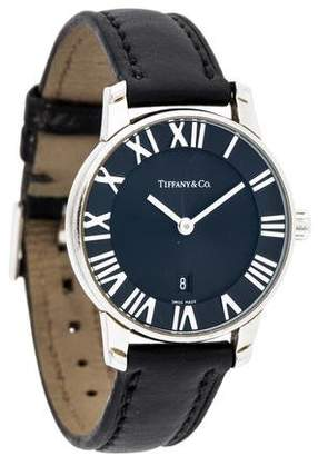 Tiffany & Co. Atlas 2-Hand Watch