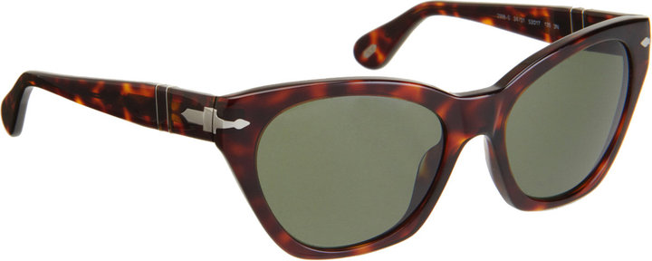 Persol Exaggerated Cat Eye