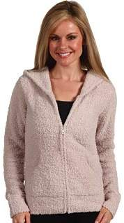 Barefoot Dreams Cozy Chic Women's Hoodie - Color , Size: