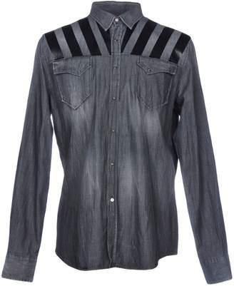 PMDS PREMIUM MOOD DENIM SUPERIOR Denim shirts - Item 42677818WU