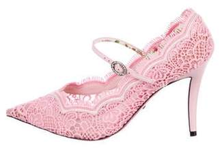 8e7a00caf Gucci Mary Jane Heels - ShopStyle Canada