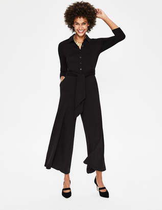 Boden Beatrice Jersey Jumpsuit