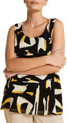 Marina Rinaldi Bilbao Sleeveless Top