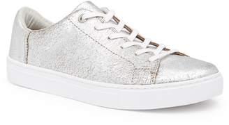 Toms Metallic Leather Lenox Sneaker