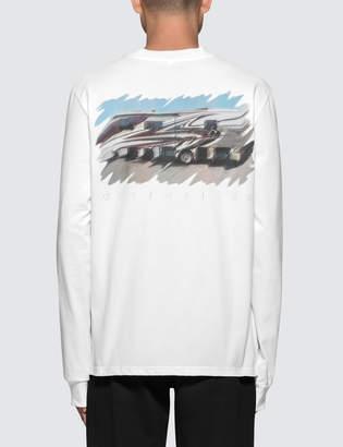 Cottweiler R.V. L/S T-Shirt