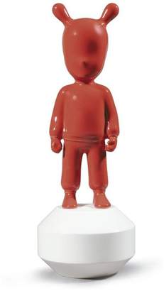 Lladro The Red Guest Figurine
