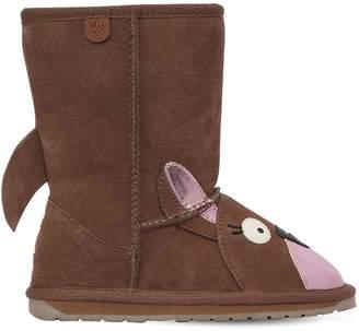 Emu Kanga Suede & Merino Wool Boots
