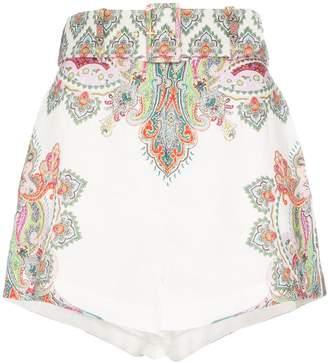 Zimmermann Ninety-six Filigree shorts