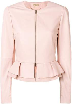 Liu Jo round neck jacket