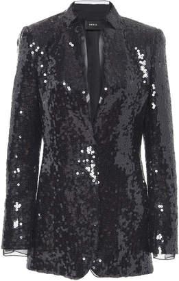 Akris Tailored Sequin Blazer
