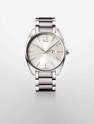 Calvin Klein exchange bracelet watch