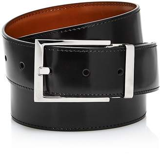 Salvatore Ferragamo Square Buckle Reversible Belt