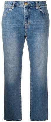 Victoria Beckham Victoria Cali cropped jeans