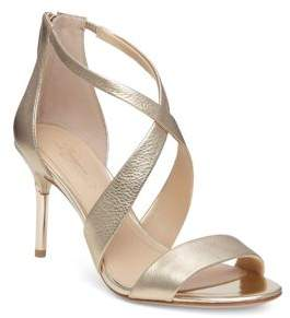 Vince Camuto Imagine Pascal 2 Metallic Leather Sandals