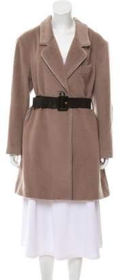 3.1 Phillip Lim Wool Belted Coat