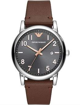 Emporio Armani Men'S Brown Watch