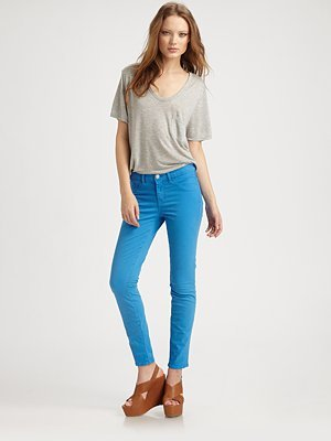 811 Skinny Twill Jeans