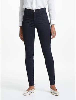 J Brand Maria High Rise Skinny Jeans, Bluebird