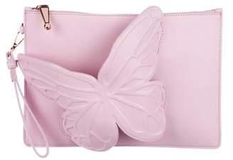 Sophia Webster Flossy Butterfly Pochette