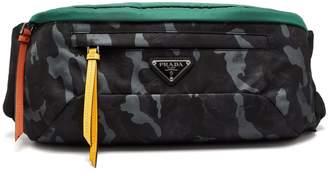 Prada Camouflage belt bag