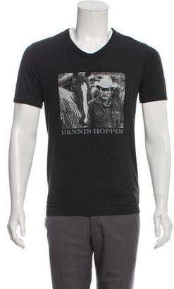 Dolce & Gabbana Dennis Hopper Graphic T-Shirt