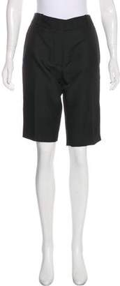 Marni Knee-Length Mid-Rise Shorts