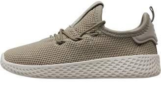 adidas x Pharrell Williams Infant Tennis HU Trainers Tech Beige/Tech Beige/Footwear White