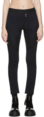 Moncler Genius 2 1952 Black Skinny Pocket Leggings