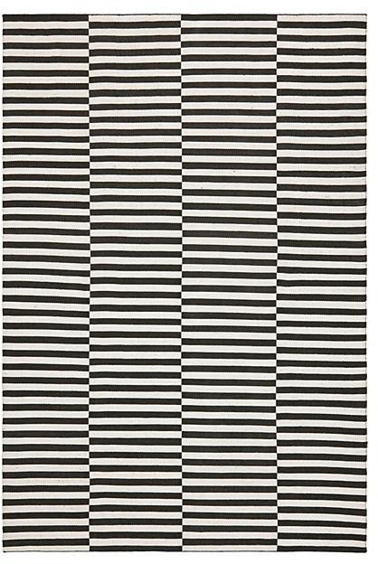 Ralph Lauren Home Cameron Stripe Rug, 4' x 6'