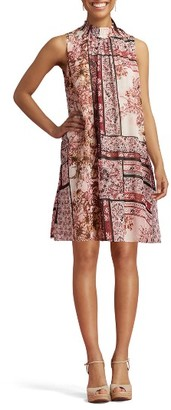 Women's Eci Print Shift Dress $79 thestylecure.com
