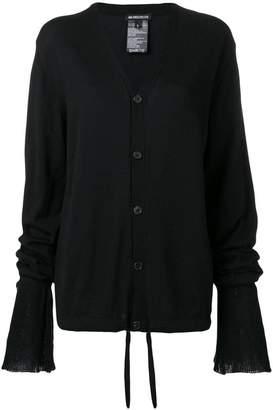 Ann Demeulemeester extra-long sleeved cardigan