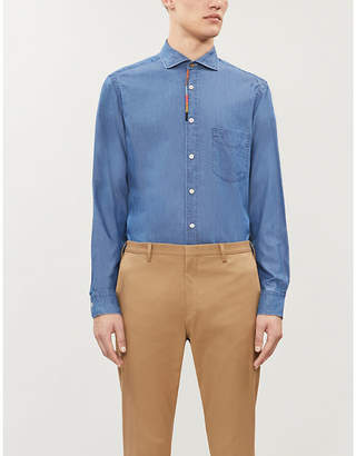 Paul Smith Soho-fit denim shirt