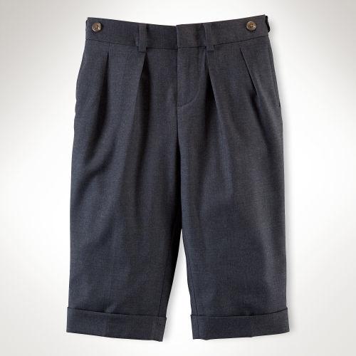 Ralph Lauren Wool Woodsman Trouser