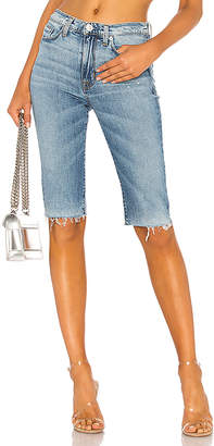 Hudson Jeans Zoeey High Rise Cut Off.