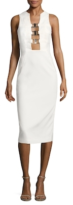 Climax Sheath Dress $290 thestylecure.com