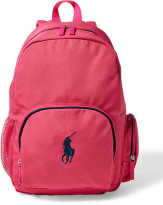 Ralph Lauren Big Pony Campus Backpack