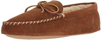 Ralph Lauren Men's Polo Mallard Roll Collar Gen Suede Moccasin