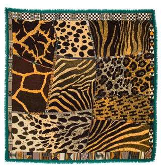 Hermes Cashmere Silk Scarf