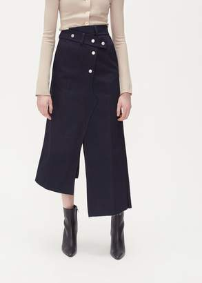 Awake Asymmetric Pant Skirt