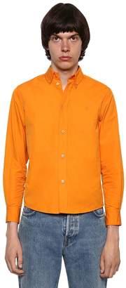 Balenciaga Shrunk Cotton Shirt